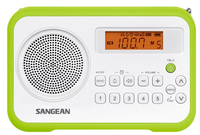 Sangean PR-D18 (Grün, Weiß)
