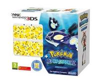 Nintendo New 3DS + Pokemon Alpha Sapphire (Weiß)