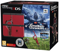 Nintendo New 3DS + Xenoblade Chronicles (Schwarz)