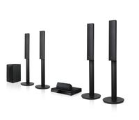 LG LHA755 Home-Kino System (Schwarz)