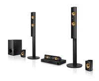 LG LHA845 Home-Kino System (Schwarz)