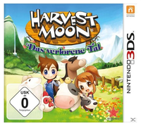 Nintendo Harvest Moon: The Lost Valley