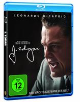 Warner Home Video J. Edgar Blu-ray 2D Deutsch Gewöhnliche Ausgabe
