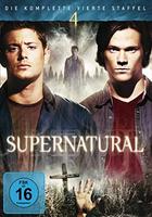 Warner Home Video Supernatural - Die komplette 4. Staffel