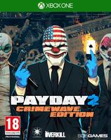 505 Games Payday 2: Crimewave Edition, Xbox One Standard Xbox One Englisch Videospiel