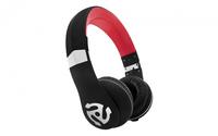 Numark HF325 Schwarz, Rot Kopfband Kopfhörer (Schwarz, Rot)