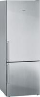 Siemens KG58EBI40 Freestanding Stainless steel 377l 118l A+++ Kühl-Gefrierschrank (Edelstahl)