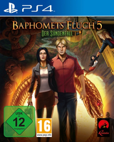 Koch Media Baphomets Fluch 5 Premium Edition PS4