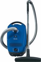 Miele Classic C1 Hardfloor EcoLine Zylinder 4.5l 800W A Schwarz, Blau (Schwarz, Blau)