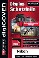 DigiCover N4024 Bildschirmschutzfolie (Transparent)