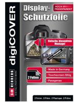 DigiCover N3993 Bildschirmschutzfolie (Transparent)
