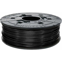 XYZprinting RFPLCXUS01A Polyacticsäure (PLA) Schwarz 600g 3D-Druckmaterial