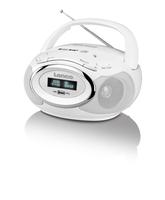 Lenco SCD-99 DAB+ (Weiß)