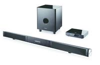 Lenco SB-0160 Soundbar-Lautsprecher (Schwarz)