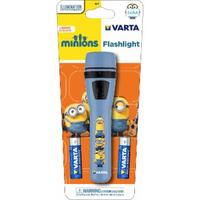Varta Minions Flashlight 2AA (Blau)