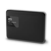 Western Digital My Passport Mac 2TB (Schwarz)