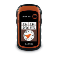 Garmin eTrex 20x (Schwarz, Orange)