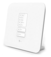 Deutsche Telekom Speedport Entry 2 VDSL WLAN Eingebauter Ethernet-Anschluss Weiß (Weiß)