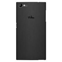 Wiko P123-Q81130-100 Handy-Schutzhülle (Schwarz)
