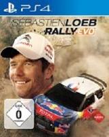Namco Bandai Games Sébastien Loeb Rally Evo PS4