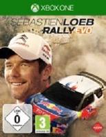 Namco Bandai Games Sébastien Loeb Rally Evo Xbox One