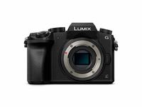 Panasonic Lumix DMC-G70 (Schwarz)