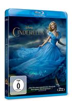 Disney Cinderella Blu-ray 2D Deutsch