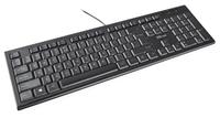 Trust 20260 Tastatur (Schwarz)