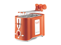 Ariete 124 2slice(s) 500W Orange (Orange)