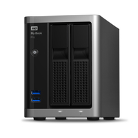 Western Digital My Book Pro 6TB (Grau, Schwarz)