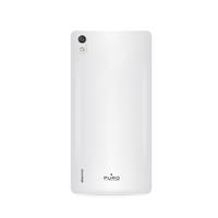 PURO HUAWEIAP7STR Handy-Schutzhülle (Durchscheinend, Weiß)