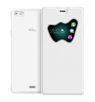 Wiko 3700738106513 Handy-Schutzhülle (Weiß)