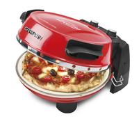 G3 Ferrari G10032 Pizzaofen (Schwarz, Rot)