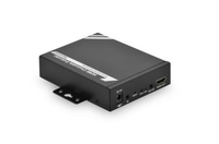 Digitus DS-55201 Audio- / Video-Extender (Schwarz)