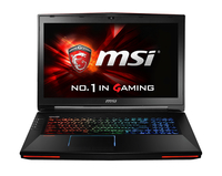 MSI Gaming GT72-2QE16H11 (Dominator Pro) (Schwarz, Grau)