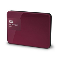 Western Digital My Passport Ultra 3TB (Rot)
