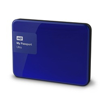 Western Digital My Passport Ultra 3TB (Blau)