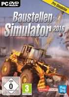 Koch Media Baustellen-Simulator 2016