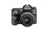 Pentax K-3 II + SMC -DA 18-55mm (Schwarz)