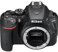 Nikon D5500 Kit (Schwarz)