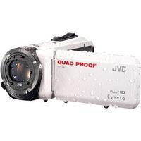 JVC GZ-R315W Digitale Videokamera (Weiß)