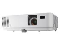 NEC V332X Desktop-Projektor 3300ANSI Lumen DLP XGA (1024x768) 3D Weiß Beamer (Weiß)