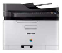 Samsung Xpress SL-C480FW 2400 x 600DPI Laser A4 18Seiten pro Minute WLAN Multifunktionsgerät (Schwarz, Grau)