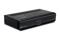 Thomson THC300 TV set-top box (Schwarz)