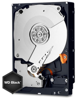 Western Digital 6TB Black 128MB