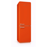 Schaub Lorenz SL300O CB Freistehend 209l 91l A++ Orange (Orange)