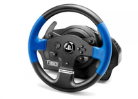 Thrustmaster T150 Force Feedback (Schwarz, Blau)