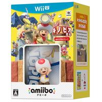 Nintendo CAPTAIN TOAD + AMIIBO