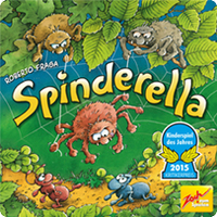 Zoch Spinderella (Mehrfarbig)