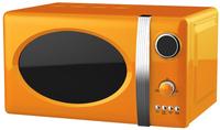 Schaub Lorenz MW823G O Freistehend 23l 800W Chrom (Chrom, Orange)